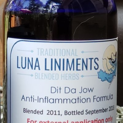Anti-Inflammation Jow, Liquid 4oz